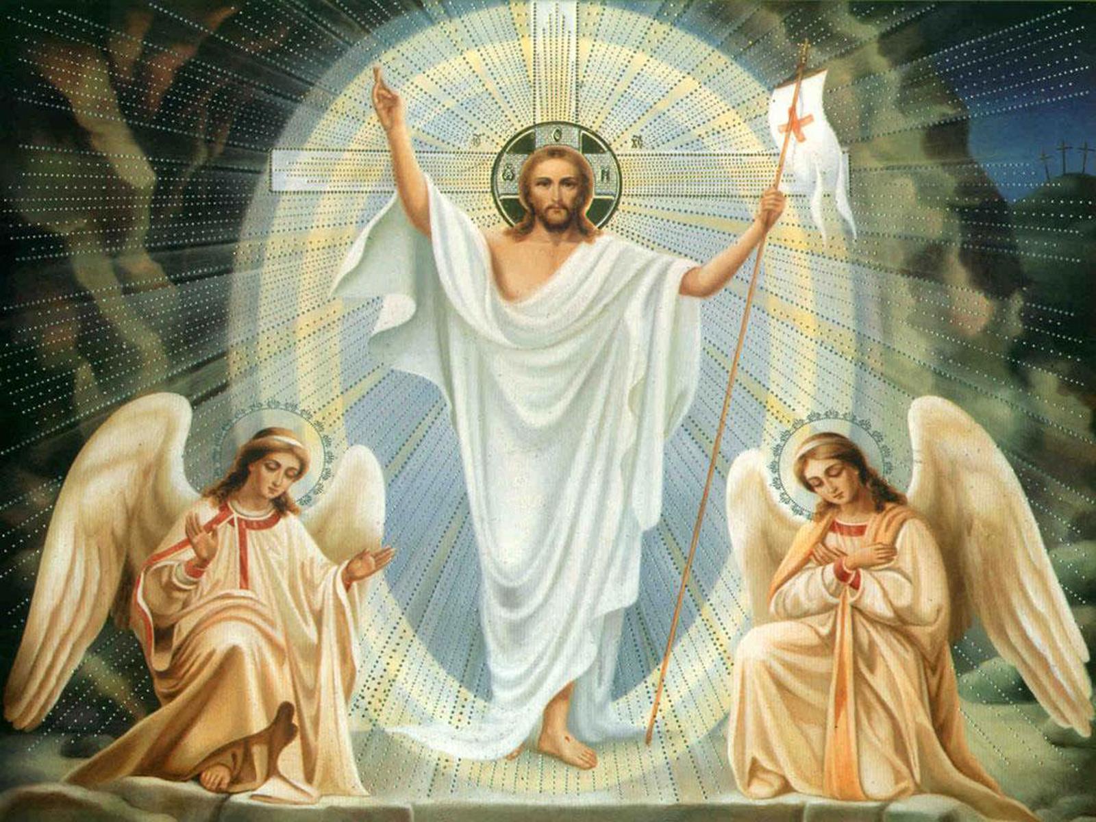 Картинки к молитве господне